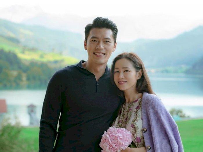 Hyun Bin & Son Ye Jin Raih Penghargaan Aktor Paling Populer