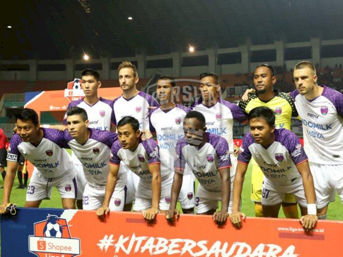 Jika Liga 1 Dilanjutkan, Persita Minta PSSI Cari Lokasi Paling Aman