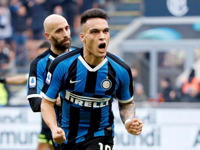 Diincar Barcelona, Crespo Minta Lautaro Martinez Bertahan di Inter