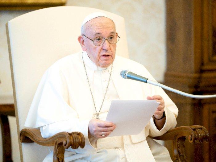 Kecam Aksi Rasisme dan Kekerasan Jalanan, Paus Desak Rekonsiliasi AS