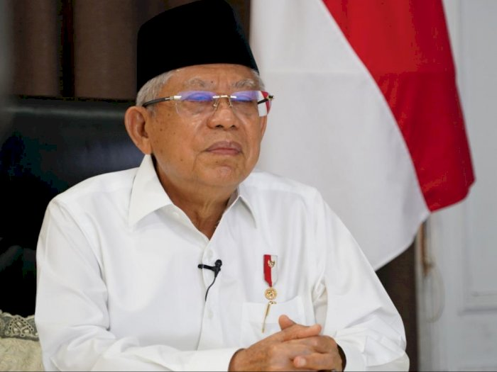 Jadi Pembicara di Webminar UIN Malang, Tayangan Video Wapres Ma'ruf Diganggu
