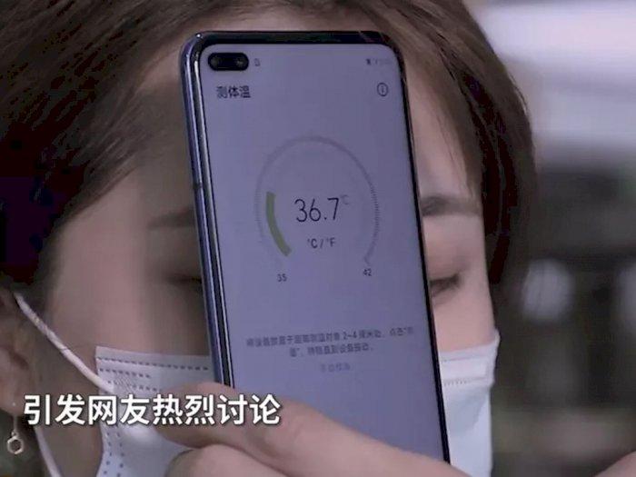 Sambut New Normal, Smartphone Baru Honor Ini Dibekali dengan Termometer