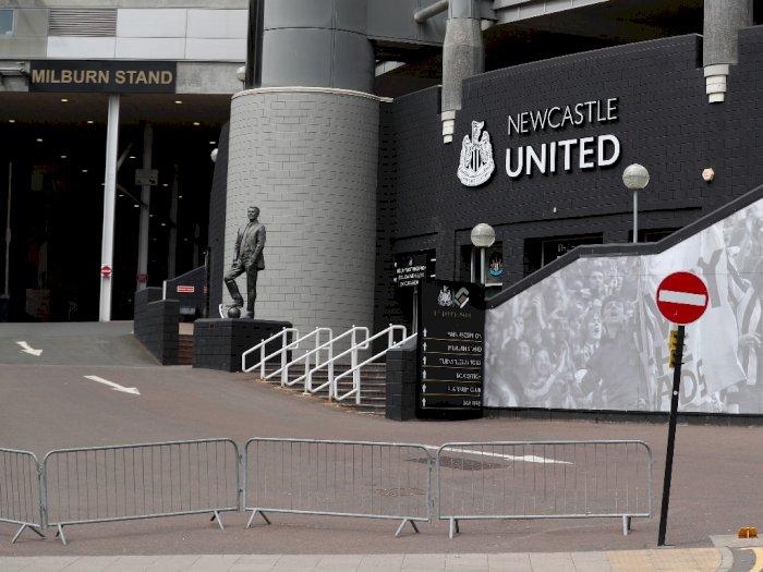 NUST Kecewa Newcastle United Tak Kembalikan Uang Tiket Penonton