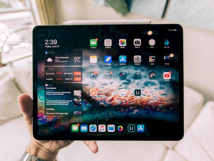 Apple Minta LG Produksi Lebih Banyak Layar LCD untuk iPad