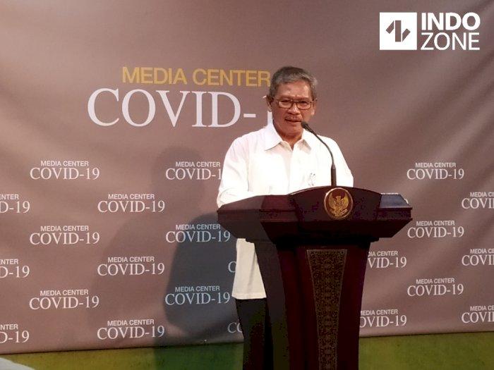 Penambahan Kasus Positif Covid-19 Tertinggi di Kalsel, Aktivitas Pasar Jadi Penyebab