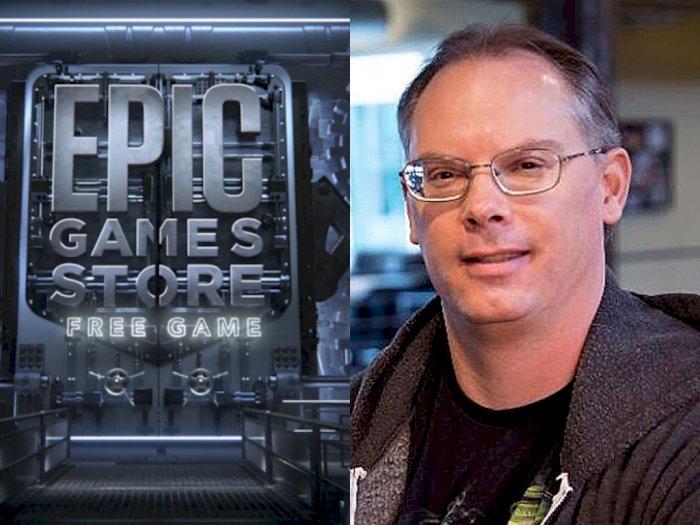 CEO Epic Games Sebut Game Gratis di EGS Untungkan Para Developer