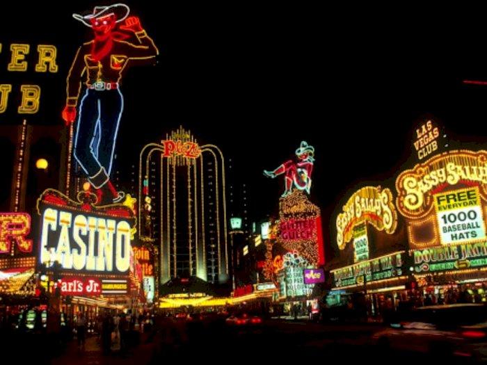 Kasino Las Vegas Kembali Dibuka, Protokol Kesehatan Ketat Diterapkan