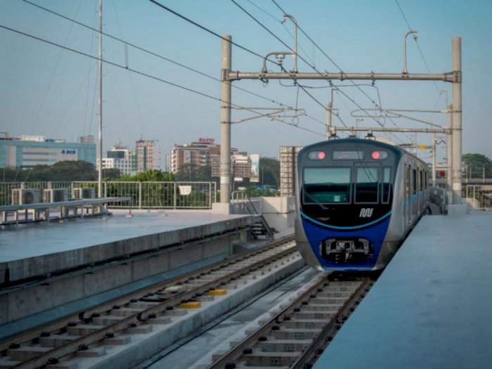 PSBB Masa Transisi, MRT Kembali Beroperasi Normal