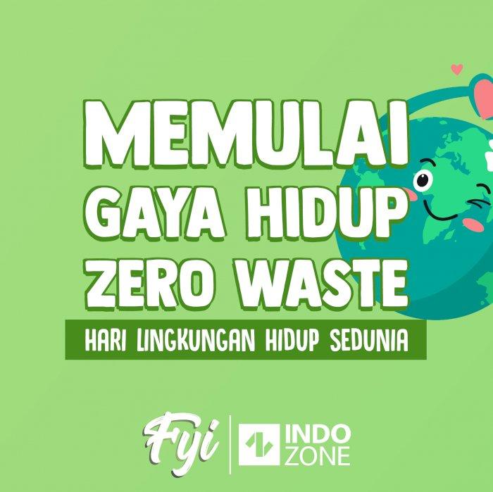 Memulai Gaya Hidup Zero Waste