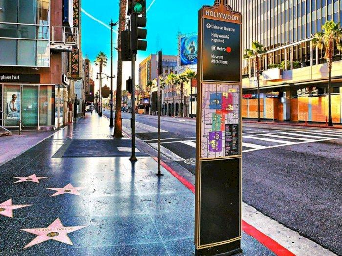 Mengenal Hollywood Walk of Fame, Tempat Nama- nama Pesohor Disematkan