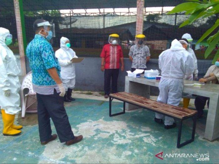 Seorang ASN Asal Asahan yang Bertugas di Tanjungbalai Positif Covid-19