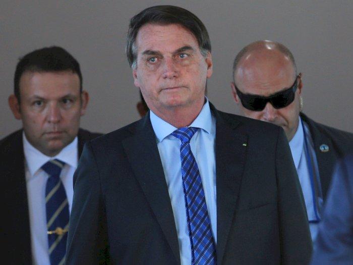 Presiden Brasil, Bolsonaro Ancam Hengkang dari WHO