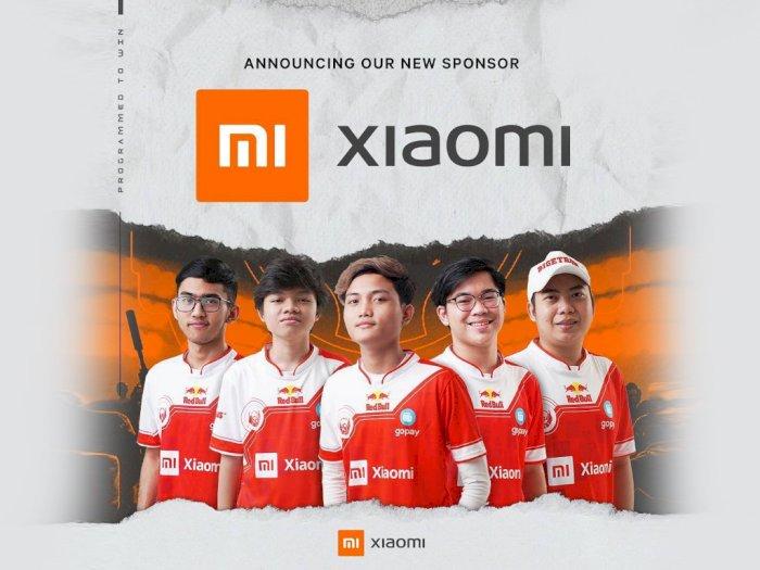 Bigetron Esports Umumkan Sponsor Terbaru Mereka yaitu Xiaomi!