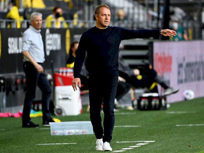 Berhasil Dapatkan Timo Werner, Hansi Flick Ucapkan Selamat Kepada Chelsea