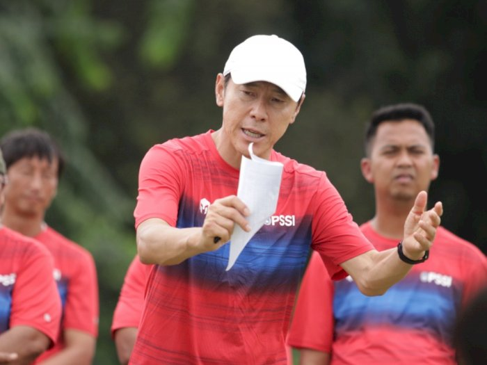 Shin Tae-Yong Akan Kembali ke Jakarta Jika Covid-19 Sudah Terkendali