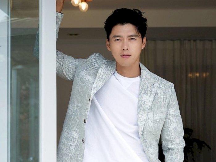 Bikin Fans Histeris, Hyun Bin Hadir Penuh Pesona di Baeksang Arts Awards 2020