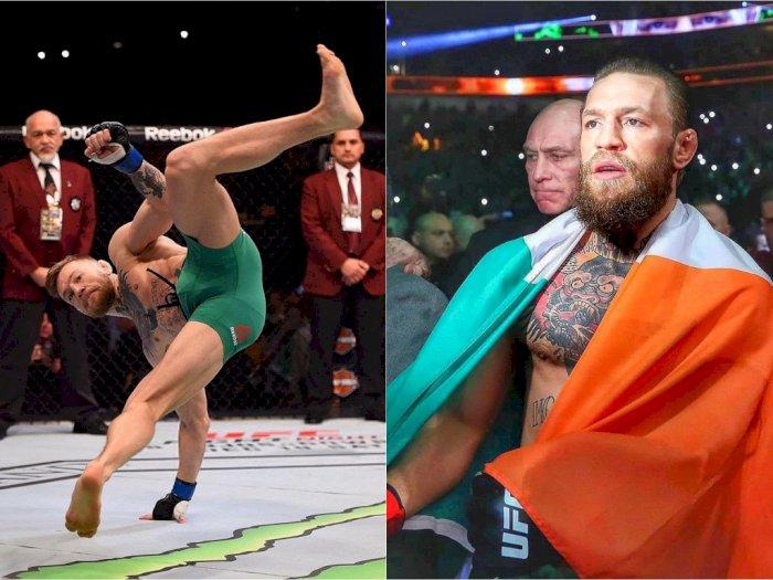 Conor McGregor Mengumumkan Pensiun dari UFC, Lagi