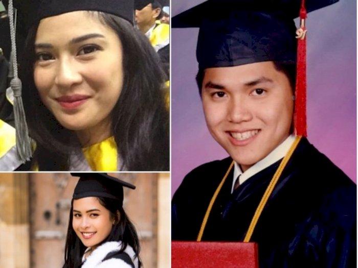 Erick Thohir Ramaikan Wisuda LDR Challenge 2020: Hadiah Pertama Saya untuk Ortu