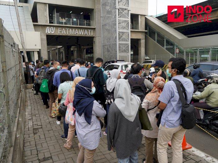 Catat, Jadwal Operasional MRT Jakarta Berubah saat PSBB Masa Transisi