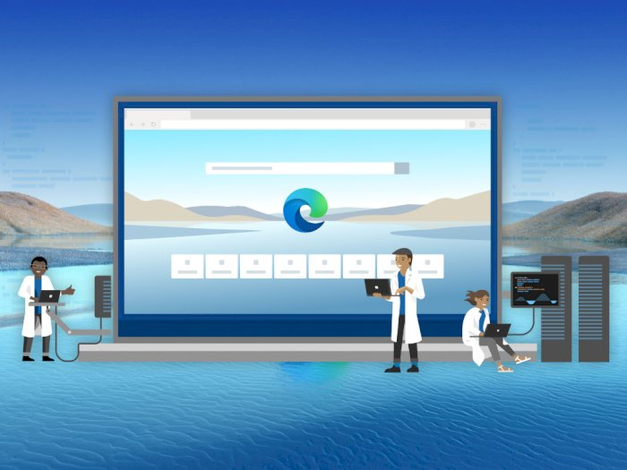 Microsoft Mulai Gantikan Browser Edge Versi Legacy ke Chromium