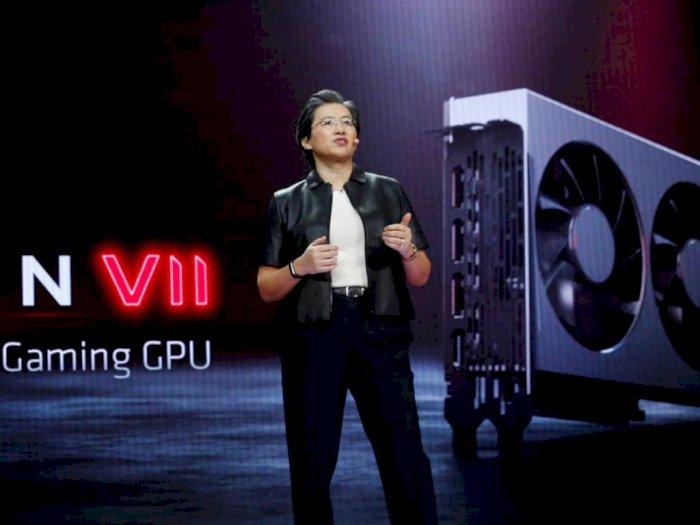Bos AMD, Lisa Su Jadi CEO dengan Bayaran Paling Tinggi di Tahun 2019!