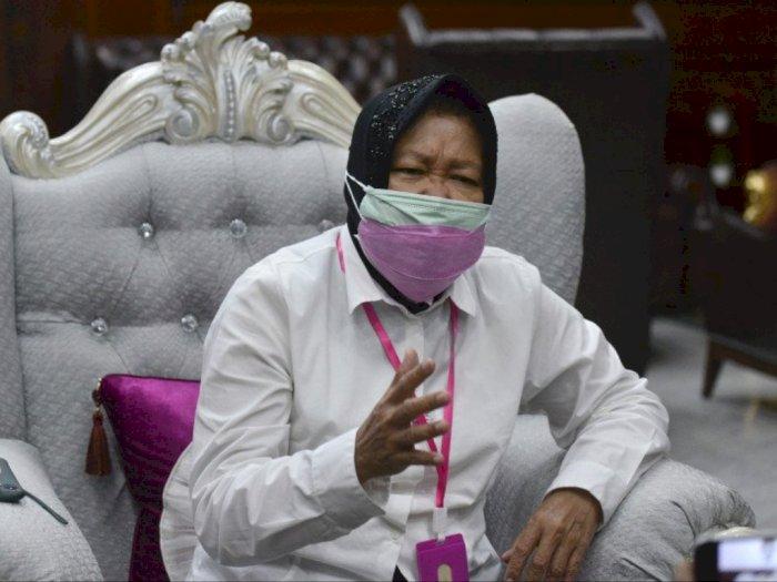 Setelah PSBB Tak Diperpanjang, Risma Minta Masyarakat Disiplin Terapkan Protokol Kesehatan