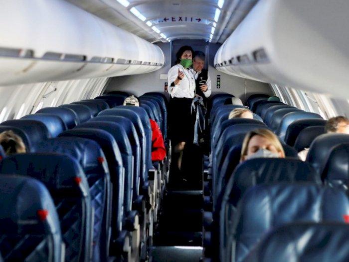 Penerbangan di Era New Normal, INACA: Kesehatan Penumpang Harus Terjamin