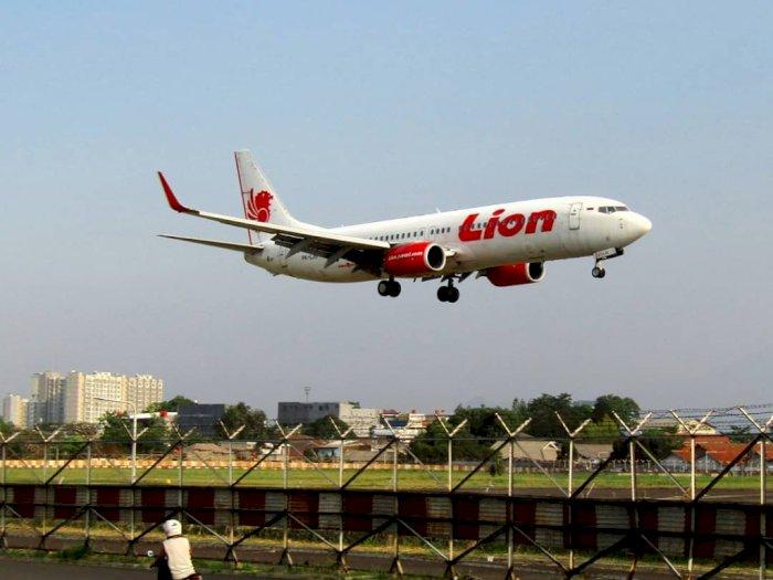Lion Air Mengudara Lagi Mulai 10 Juni