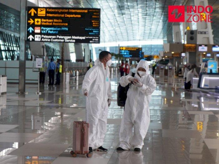 7 Peralatan Berteknologi Canggih, Penunjang New Normal di Bandara Soetta