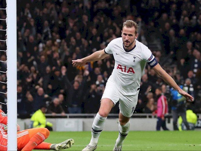 Untuk Pertahankan Harry Kane, Tottenham Harus Juara