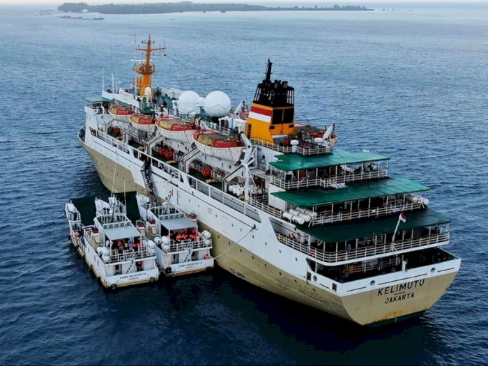 Kemenhub Terbitkan Aturan Transportasi Laut Aman Covid-19