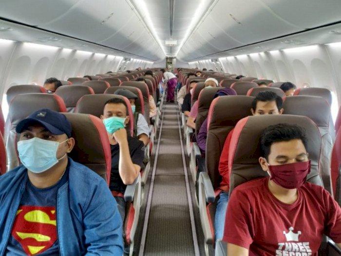 Lion Air Group Mulai Layani Penerbangan Domestik Hari Ini