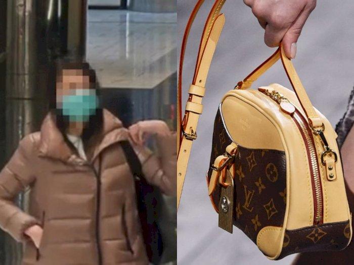 Duh, Cewek Indonesia Ditangkap di Bandara Melbourne karena Curi Tas Louis Vuitton