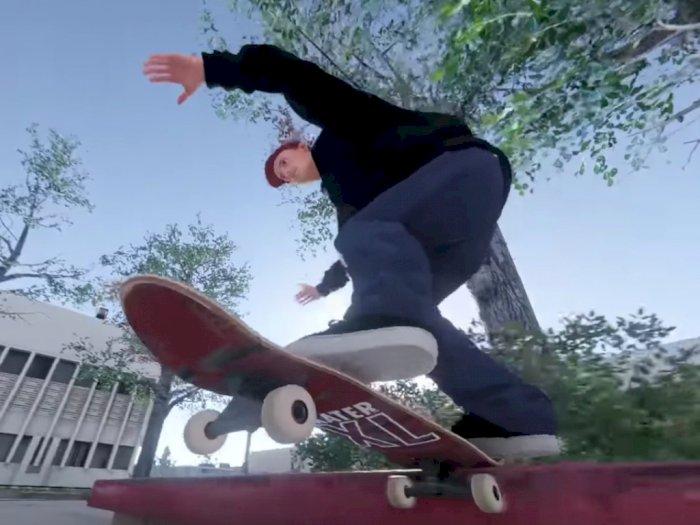 Waduh! Easy Day Studios Tunda Perilisan Game Skater XL