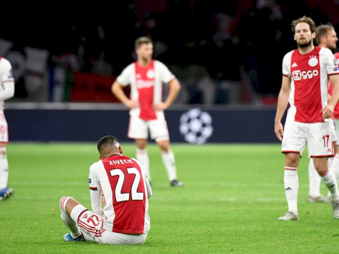 Ajax Tak Akan Jual Murah Para Pemainnya