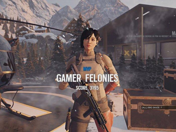 Penampakan Operator Cantik Baru di Rainbow Six Siege Bocor di Internet