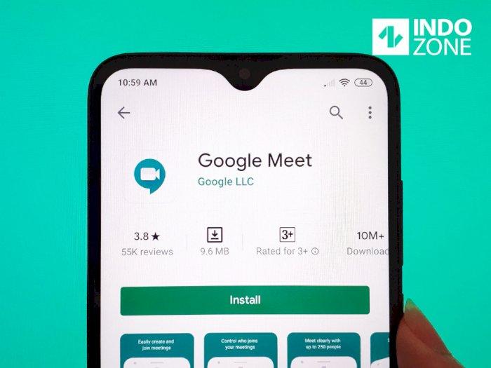Google Meet Hadirkan Fitur Noise Cancelling Berbasis Artificial Intelligence!
