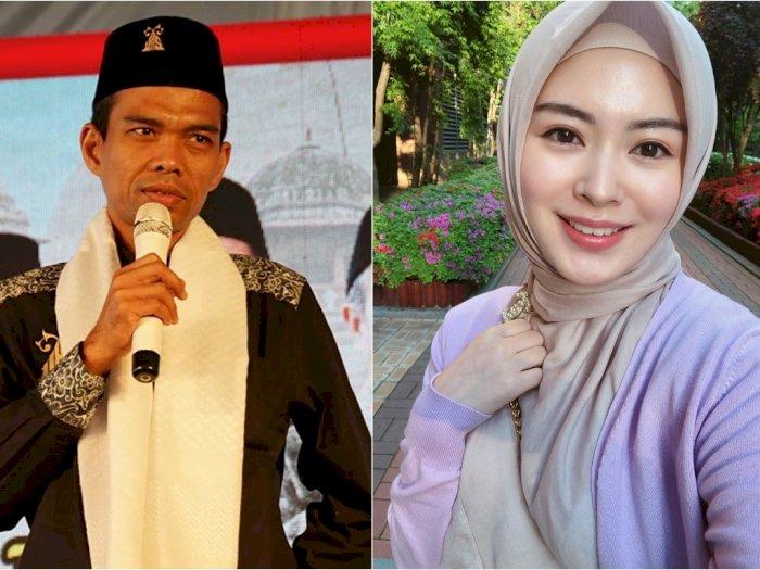 Ustad Abdul Somad Didoakan Refly Harun Jodoh dengan Selebgram Cantik Ayana Moon