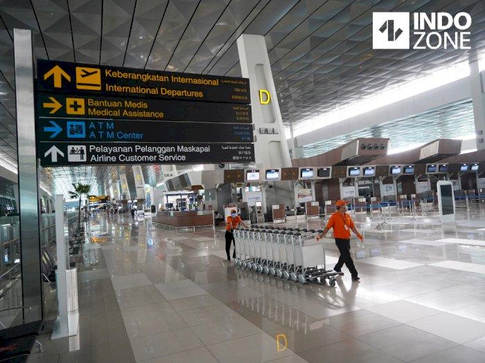 Kemenhub: Penambahan Kapasitas Penumpang Pesawat Dilakukan Bertahap