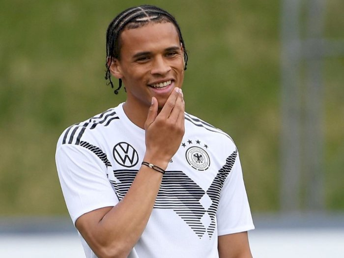 Jalan Bayern Munchen Dapatkan Leroy Sane Masih Terhalang Harga