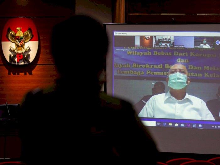 Korupsi Bersama-sama, Wali Kota Medan Dijatuhi Hukuman 6 Tahun Penjara