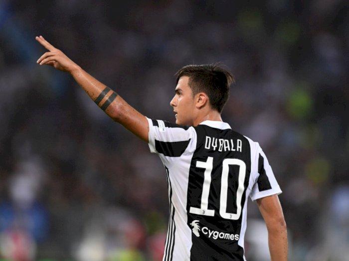 Juventus Pede Dybala Bakal Perpanjang Kontrak
