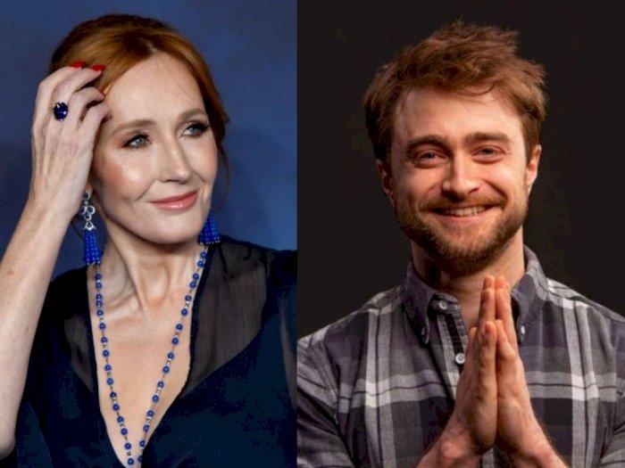 JK Rowling Ngetweet Tentang LGBT, Pemeran Harry Potter Balas dengan Komentar Menohok
