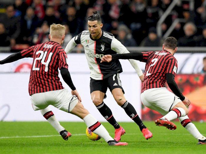 Lawan Juventus Lagi, Milan Tak Mau Lakukan Kesalahan Serupa