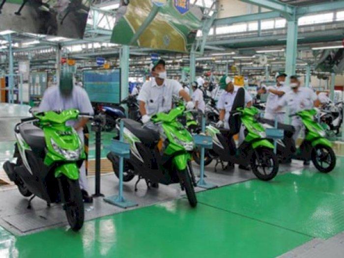 Dampak Virus Corona, Penjualan Motor Honda Secara Kredit Turun