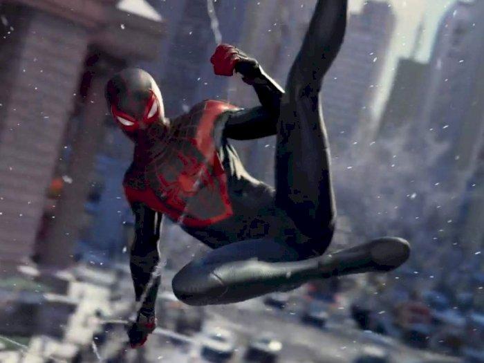 Game Marvel's Spider-Man: Miles Morales Akan Dirilis Tahun Ini di PS5!
