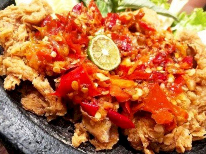 Transformasi Ayam Geprek, Makanan Biasa yang Kini Merajai Kuliner Kekinian
