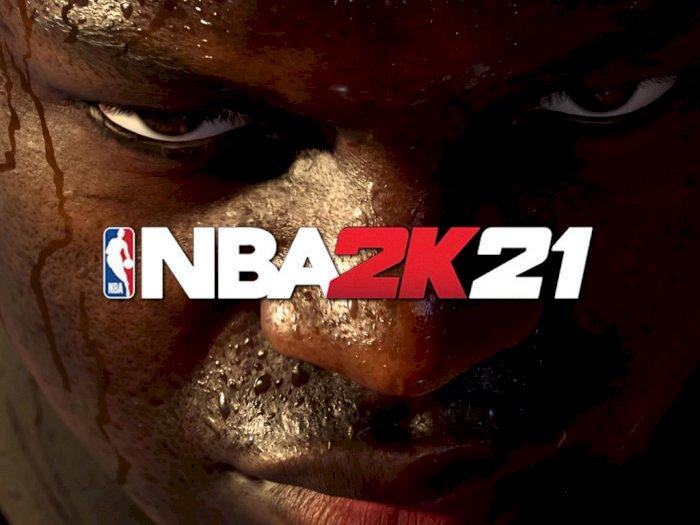 NBA 2K21 Resmi Diumumkan, Siap Rilis Akhir Tahun Ini di PlayStation 5!
