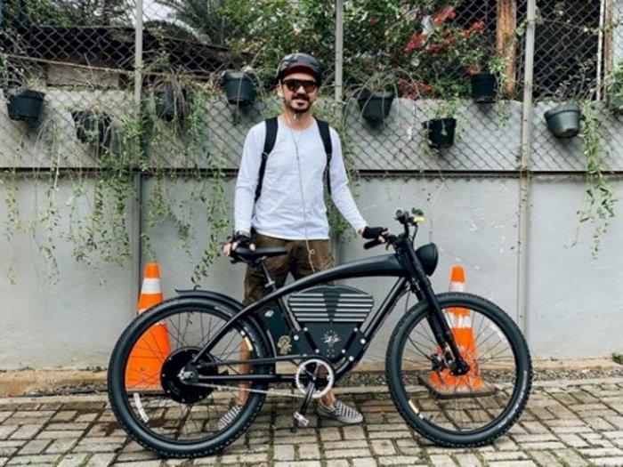 Punya Hobi Baru, 5 Artis Ini Pamer Keseruan Naik Sepeda