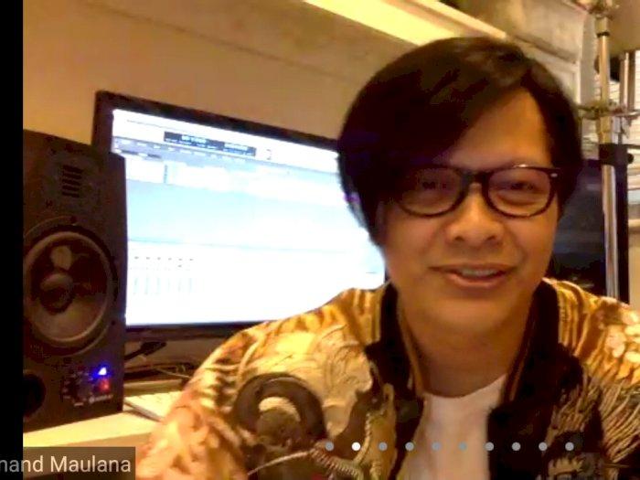 """Ini yang Bikin Armand Maulana Kepincut Lagu """"Kamu"""" dari Coboy Junior untuk Direcycle"""